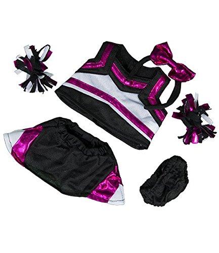 teddy mountain 2797Kostüm, Größe (Cheerleader Kostüm Größe 8)