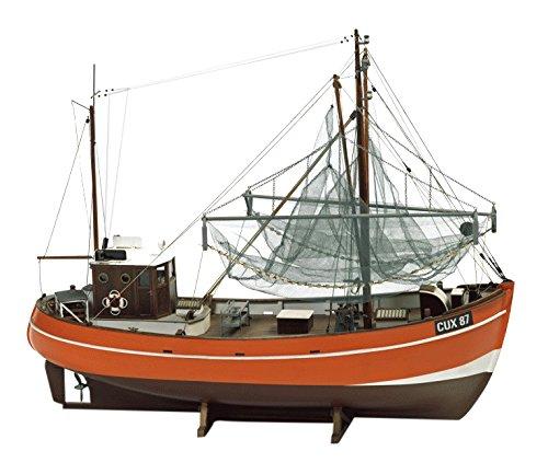 Krabbenkutter Modell-Set B474im Maßstab 1:33 ()