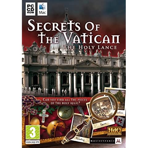 Secrets Of The Vatican: The Holy Lance (PC/Mac CD) [Edizione: