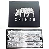 #7: SHIMDU- Car Registration Card And Insurance Holder, Glovebox Organizer- Keep Your Important Documents Safe, Protected And Within Arm's Reach, Made Of Premium Black PVC, Must-Have Car Accessories Item