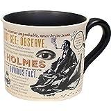 ' Sherlock Holmes Taza de café - Holmes frases, Reglas de DEDUCCIÓN, intrigantes imágenes, Y SIDNEY pagets' Retrato - Viene En Un Diversión Caja de regalo