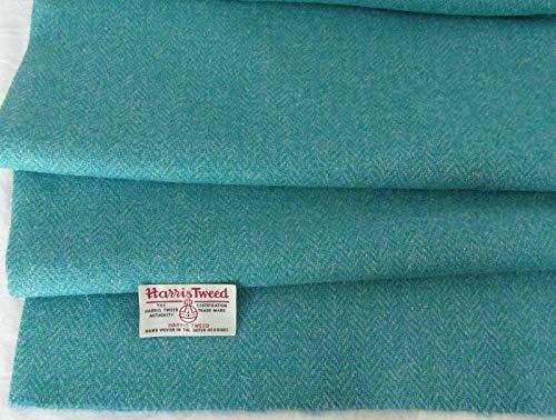 Harris Tweed-Stoff, 100% Reine Wolle, mit Etiketten, 75 x 50 cm au16 - Siehe die...