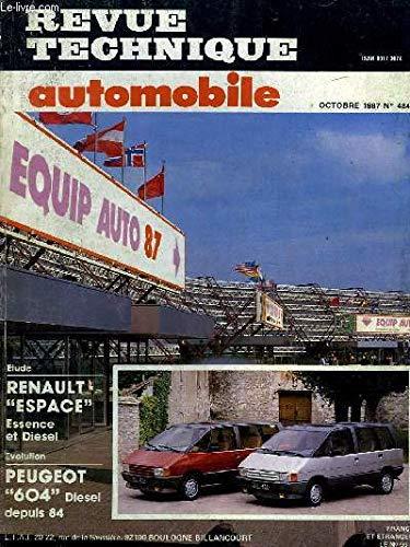Revue technique automobile, n° 479 : Volvo 240, 740, 760