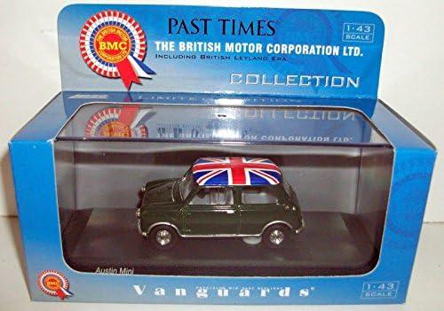 Corgi Avant-garde BMC Collection Austin Mini British Racing Green Car 1.43 balance Édition limitée moulé sous pression Modèle | Facile à Nettoyer Surface