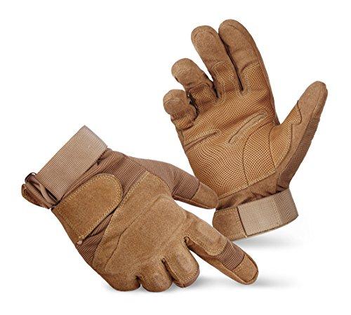 BlackSnake Tactical Einsatzhandschuhe Mission Gloves Coyote M