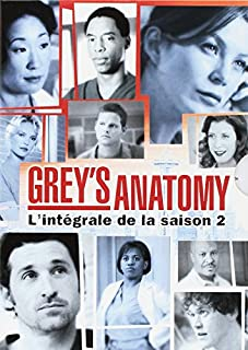 Grey's Anatomy : L'intégrale saison 2 - Coffret 8 DVD (B000R8QXK6) | Amazon price tracker / tracking, Amazon price history charts, Amazon price watches, Amazon price drop alerts