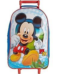 Mochila de Ruedas Mickey Mouse Happy Days Disney