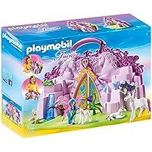 Playmobil Hadas - Castillo de Unicornios , maletín (6179)