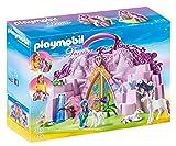 Playmobil Hadas- Take Along Fairy Unicorn Garden Playset,, Miscelanea (6179)