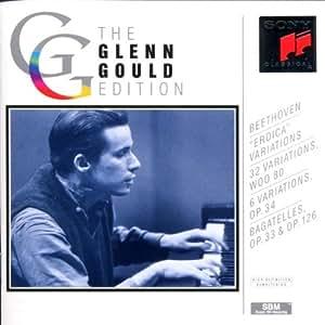 The Glenn Gould Edition: Beethoven Variations & Bagatelles