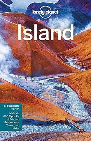 Lonely Planet Reiseführer Island (Lonely Planet Reiseführer