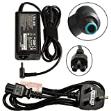 Lite-am® 19.5V 3.33A 65W Laptop AC Adapter Power Supply Charger+Mains Lead for HP Pavilion 15-N013SA 15-E092SA 15-N038SA 15-E078SA 15-N268EA 15-N268SA
