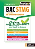 Ressources humaines et communication - Mes fiches de cours - 1re/Tle Bac STMG - Bac 2020