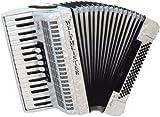 Weltmeister Piano Akkordeon Achat 72 weissperloid