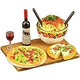 "M.W. Reutter - Pizza Board ""Antonio"" Measurements article in cm (L/W/H): 8 x 5,5 x 5"