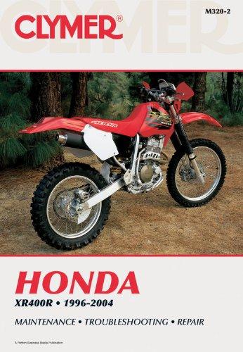 Clymer Honda XR400R 1996-2004 (CLYMER MOTORCYCLE REPAIR) por Haynes