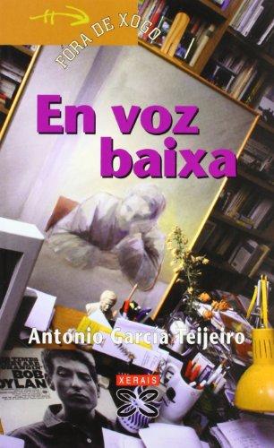 En voz baixa (Infantil E Xuvenil - Fóra De Xogo) por Antonio García Teijeiro