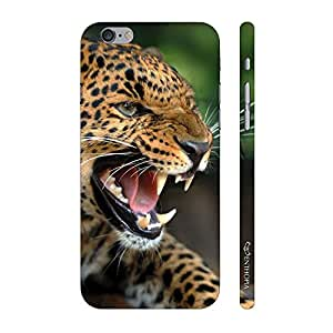 Enthopia Designer Hardshell Case Ferociouscity and Speed Back Cover for Apple Iphone 6