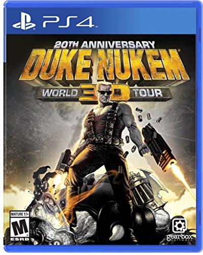 Duke Nukem 3D - 20th Anniversary World Tour (Import Game)