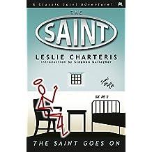 The Saint Goes On (Saint 14)