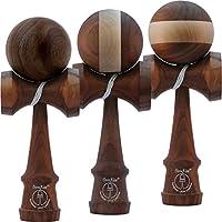 SunRise Walnut & Maple Hardwood Kendama (EKA Competition approved)
