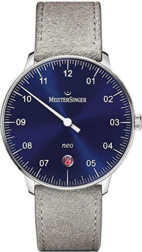 MeisterSinger montre hommes automatique Neo NE908N