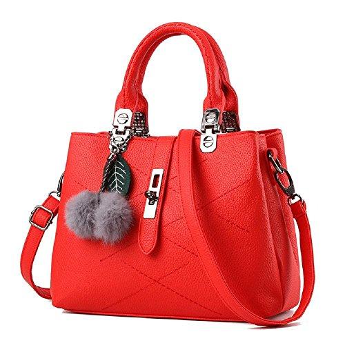 europe-and-the-united-states-fashion-hair-ball-handbag-simple-oblique-cross-shoulder-bag-hot-high-qu