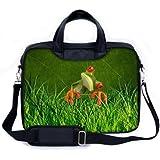 MySleeveDesign bolso maletín bandolera para ordenador portátil 13,3 pulgadas / 14 pulgadas / 15,6 pulgadas / 17,3 pulgadas – VARIOS DISEÑOS