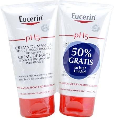 Eucerin, Crema manos uñas - 2 unidades