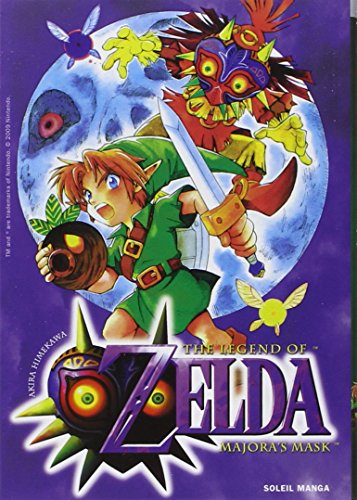The Legend of Zelda : Majora's mask par Akira Himekawa