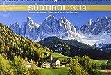Südtirol Globetrotter - Kalender 2019 -