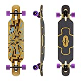 Longboard complete LOADED Tan Tien flex1 Paris trucks / Orangatang wheels 83a