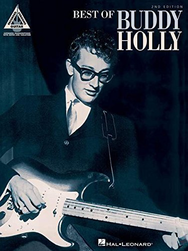 Best of Buddy Holly  Songbook (Guitar Recorded Versions) (English Edition) (Best Amp Gitarre)