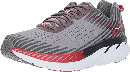 HOKA ONE One Clifton 5 - Running shoes for men, alloy and steel, Size 11 M