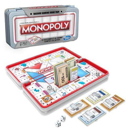 Monopoly E5340802 Gaming Road Trip, alfonbrilla para ratón