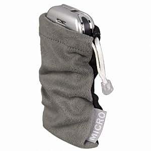 """Hama MP3-Player, Handy- und Foto-Pflegetasche """"Super Bag"""", Grau/Schwarz"""