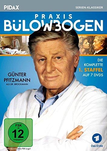 Praxis Bülowbogen, Staffel 1 / Die ersten 20 Folgen der Kultserie mit Günter Pfitzmann (Pi Preisvergleich