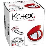 Kotex Ultra Thin Pad - normales - 12 paquetes (16 almohadillas por paquete)