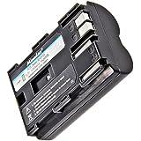 Impulsfoto batterie lithium-ion pour canon eOS 5D, 50D, 40D, 30D, 20D, 300D comme la batterie-bP - 511A