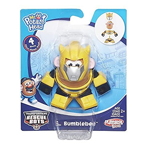 Playskool Mr. Potato Head Transformers Mixable, Mashable Heroes as Bumblebee Robot by Playskool