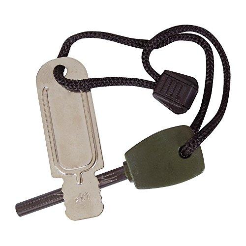Magnésium Fire Starter Kit de survie militaire Camping 4000 coups kombatuk