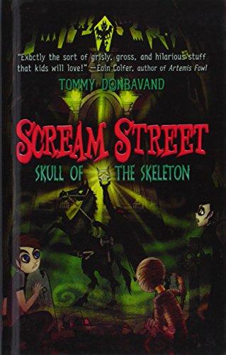Skull of the Skeleton (Scream Street)