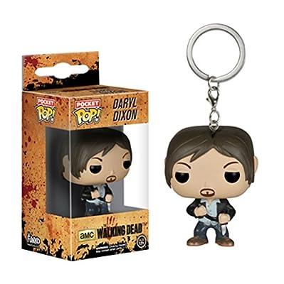 Porte-clé Funko Pocket Pop! The Walking Dead : Daryl Dixon