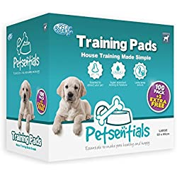 Petsentials Trainingsunterlagen/ Pads, 105 Stück