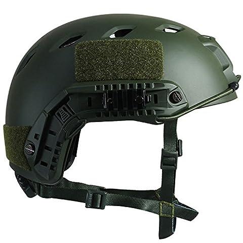 QMFIVE Tactical Lightweight Ops-Core Version simple Fast BJ type Helmet
