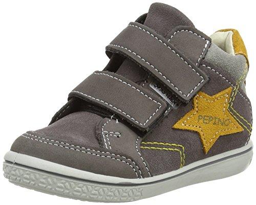 Ricosta Kimo -  Sneakers Hautes - Garçon Gris (meteor/hellgrau 460)