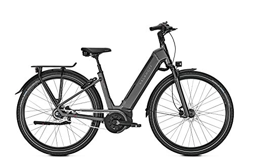 Kalkhoff E-Bike Image XXL 5.B 8G 13,4 Ah Wave 28\' Freilauf - 170 kg zugel, Farben:Diamondblack matt, Rahmenhöhen:48