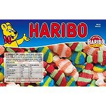 Haribo - Peces Payaso - Caramelo de goma - 1 kg