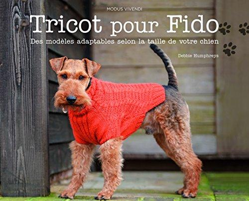 Tricot pour Fido : Des modèles adaptables selon la taille de votre chien