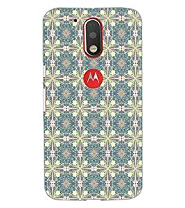 PrintDhaba Pattern D-5326 Back Case Cover for MOTOROLA MOTO G4 PLUS (Multi-Coloured)